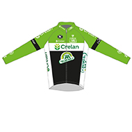 Children's jersey long-sleeve team jersey