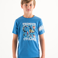 Kids blue T-Shirt SN
